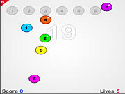 Play Numballs Game