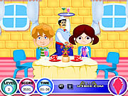 Play Youngsters kiss Game