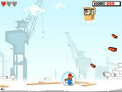 Beaver Trouble game
