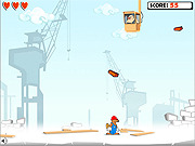 Play Beaver trouble Game