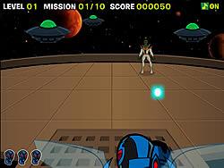 Jogar jogo grátis Blue Beetle - Blast Attack