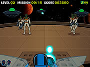Play Blue beetle blast attack Game