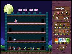 Monster Castle game