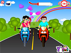 Permainan Riding On Kiss