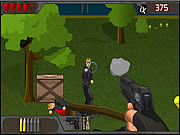 Super Cops: Targets game