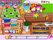 Play free game Betty's Flower Shop