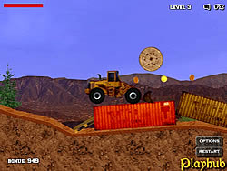 Bulldozer Mania game