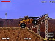 Play Bulldozer mania Game