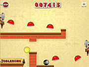 Play Tackle a toblerone Game