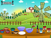 Play Black bean and corn salad Game