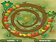 Play Fruit twirls Game