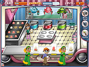 Play Ice cream craze Game