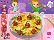 Play Mac and cheese mania Game