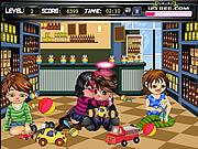 Kids Kiss 2 game