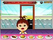 The feeding game Gioco