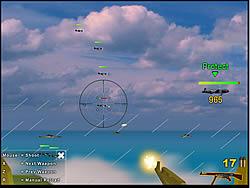 Maglaro ng libreng laro Air Gunner