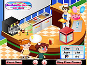 Play free game Popcorn Booth