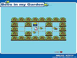 Bees In My Garden game