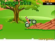 Play Manga bike Game