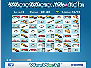 Play Weemee match Game