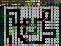 Infinite Tower Defense game