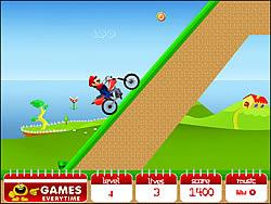 Mario Ride 2 game
