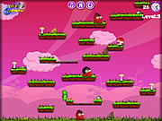 Play Fludo tasty mushrooms Game