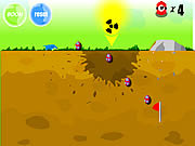 Play Bomber mole Game