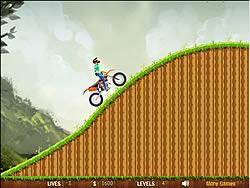 Super Bike Ride game