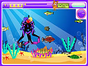 Play Kissing under the sea Game