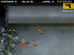 Escaping Criminals game