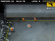 Play Escaping criminals Game