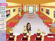 Play Unfabulous burger bustle Game