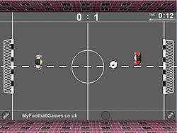 Street Football game