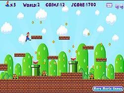Mario Runner لعبة