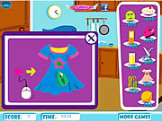 Play Kitchen shenanigans Game