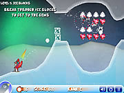 Play Penguin gem cannon Game