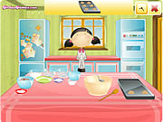 Play Emmas recipes chocolate chip cookies Game