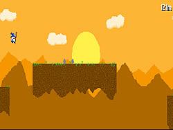 Running Wizard game