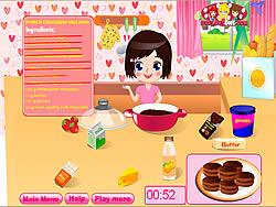 Gioca gratuitamente a Must Cook Chocolate