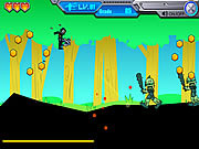Play Armor warrio crazy shooters Game