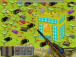 Ghost Sniper Haok 4 game
