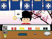 Play Sushi mania Game