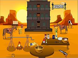 Cowboy Grilled Chicken game