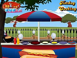 Hotdog Cooking game