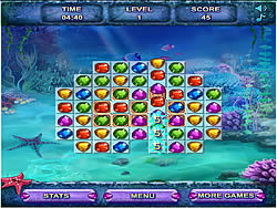 gra Sea Treasure Match