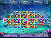 Play Sea treasure match Game