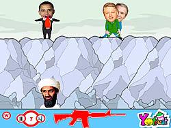 Bin Laden Assault game
