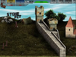 Defend The Village 2 game