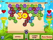 Play Bouncing smiley Game